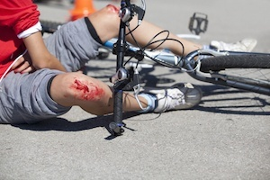 Bicycling Injury