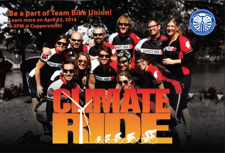 Climate Ride Winners